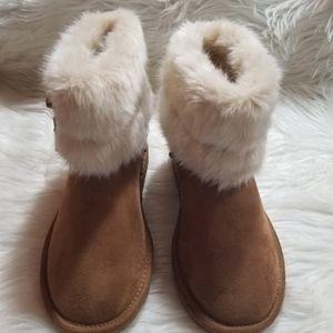 Girls boots custom bling